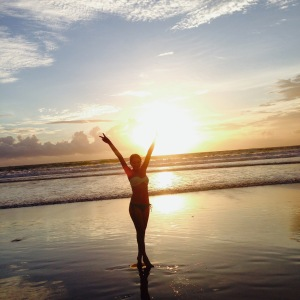 No goodbyes, Bali!